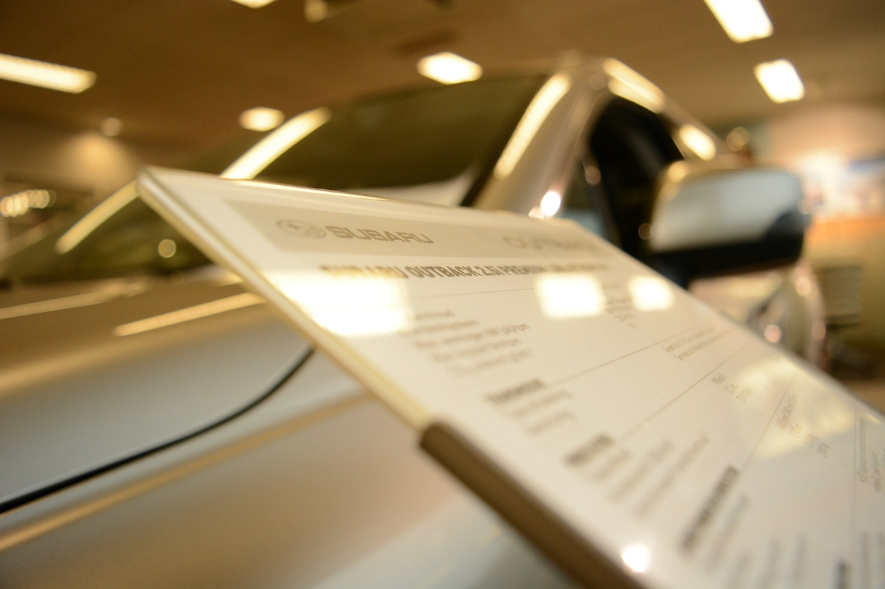 5 Tips You Need to Know When Buying a Car